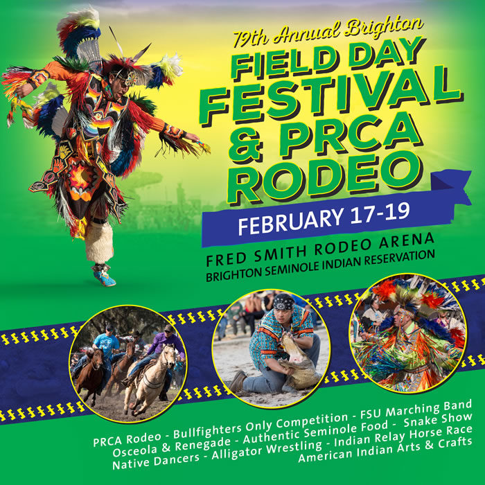 79th Annual Brighton Field Day Festival & PRCA Rodeo