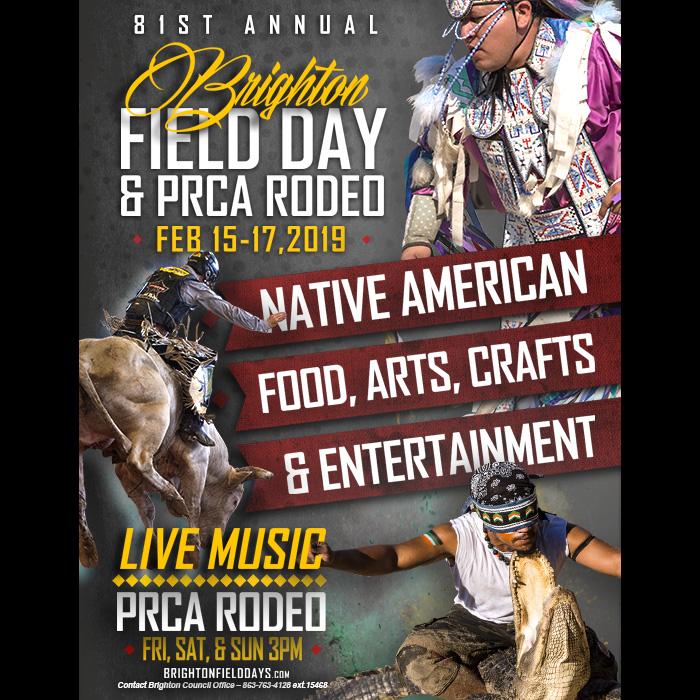 81st Annual Brighton Field Day & PRCA Rodeo